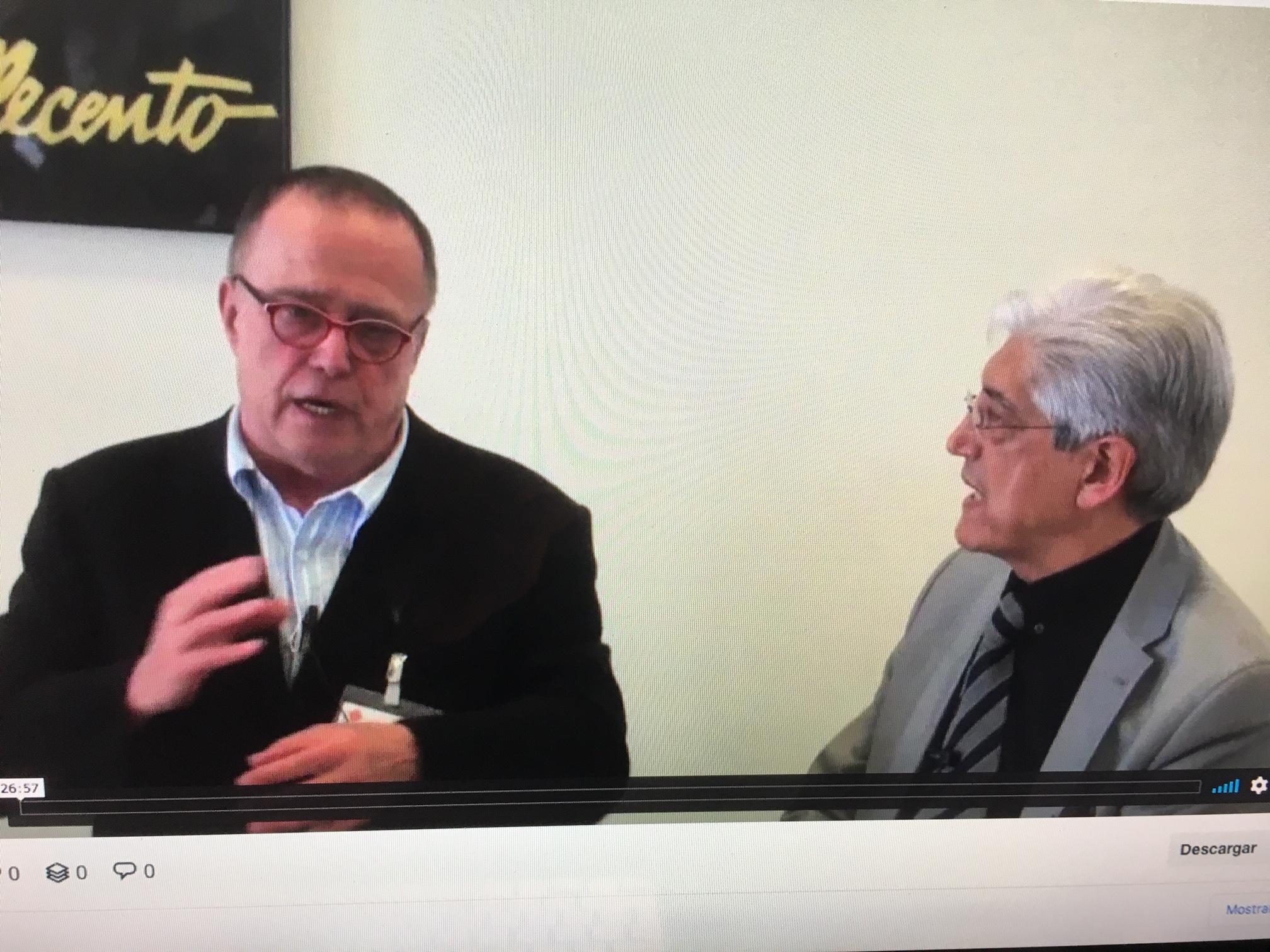 Entrevista al Dr. Franco Borgogno
